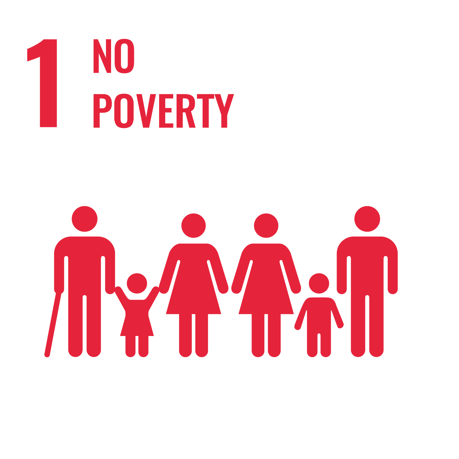(1) No Poverty
