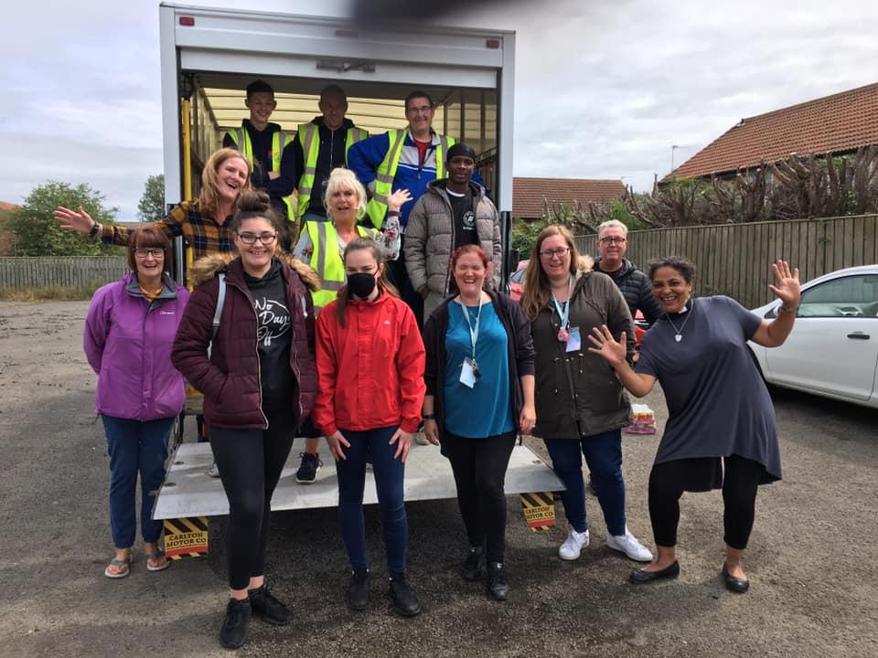 Hartlepool project rallies community