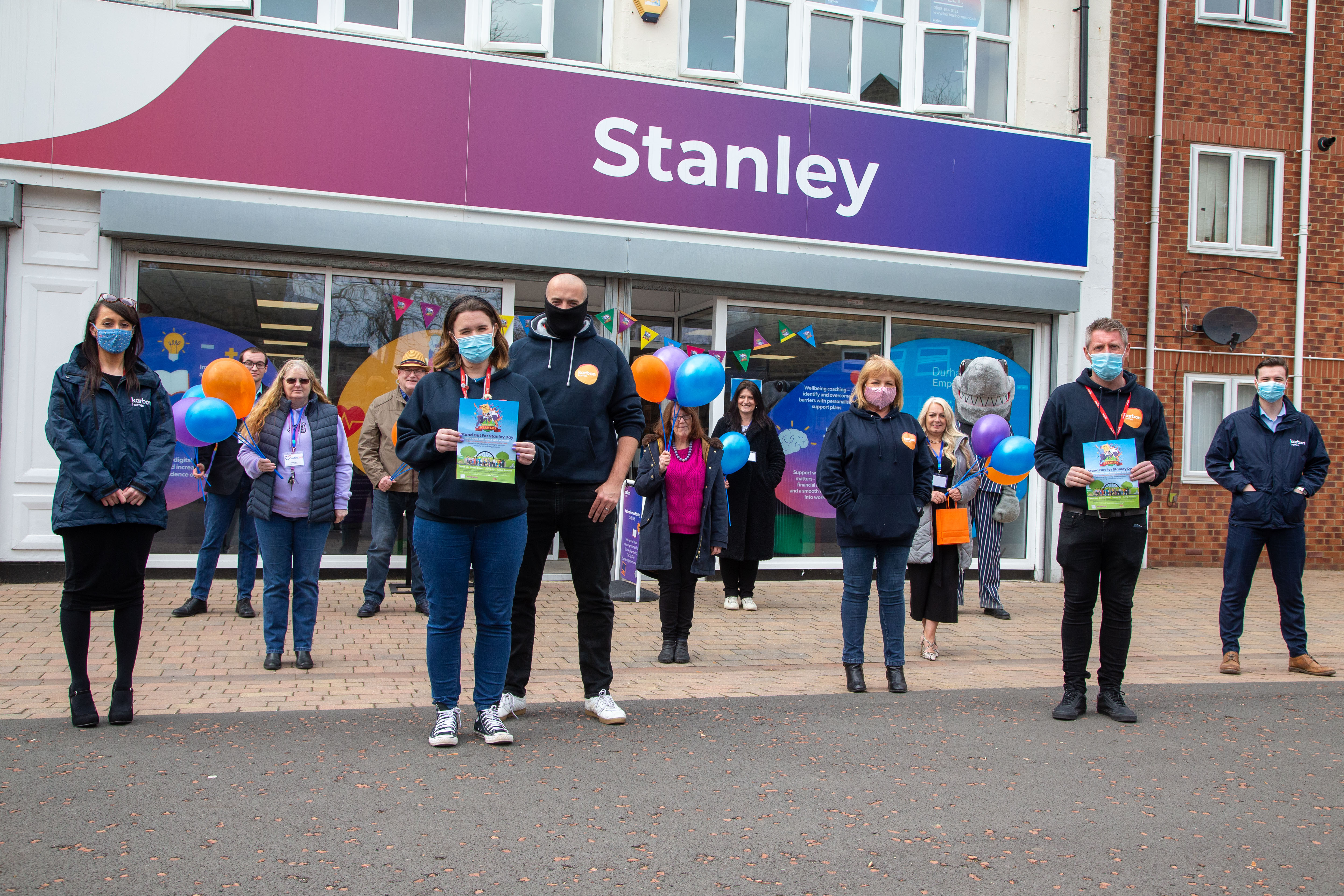 Stand Out for Stanley Day